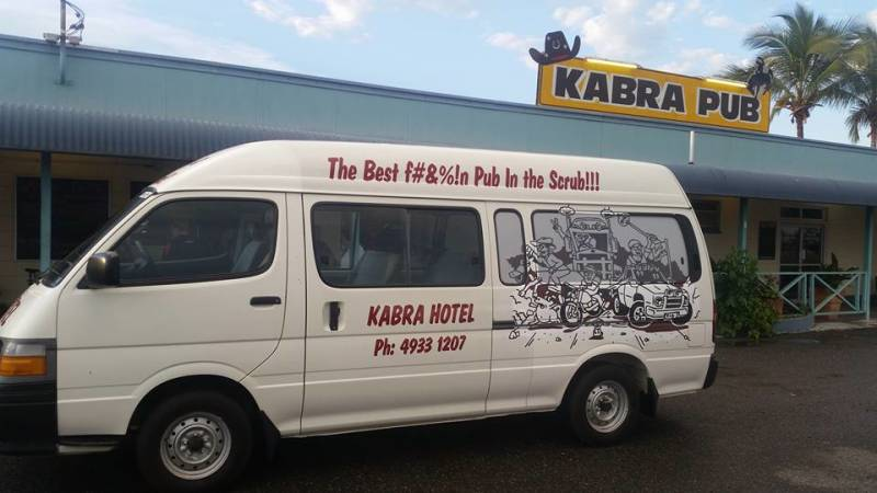 Kabra Hotel - Accommodation Australia