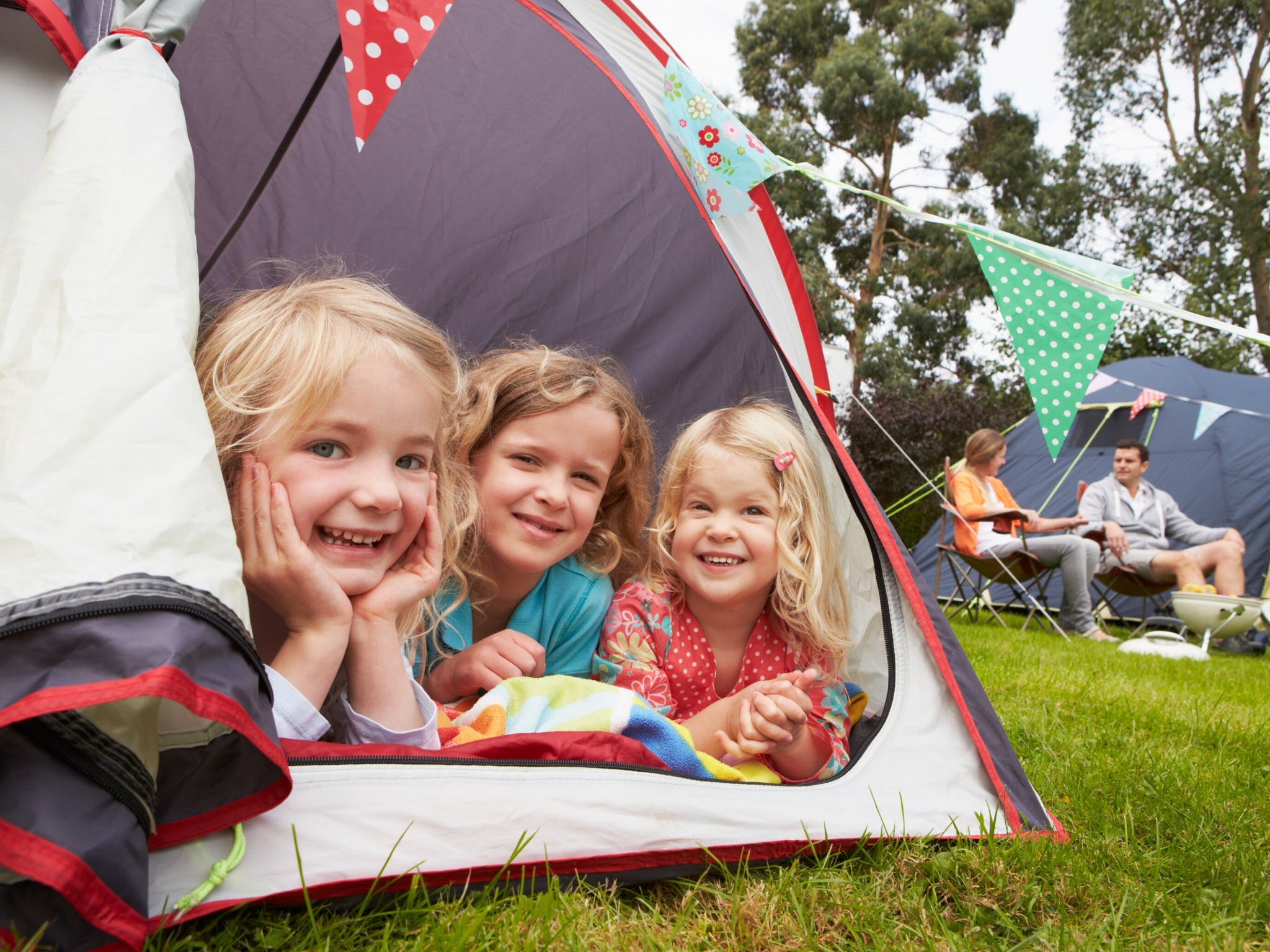 Camp Out In Town - Accommodation Australia