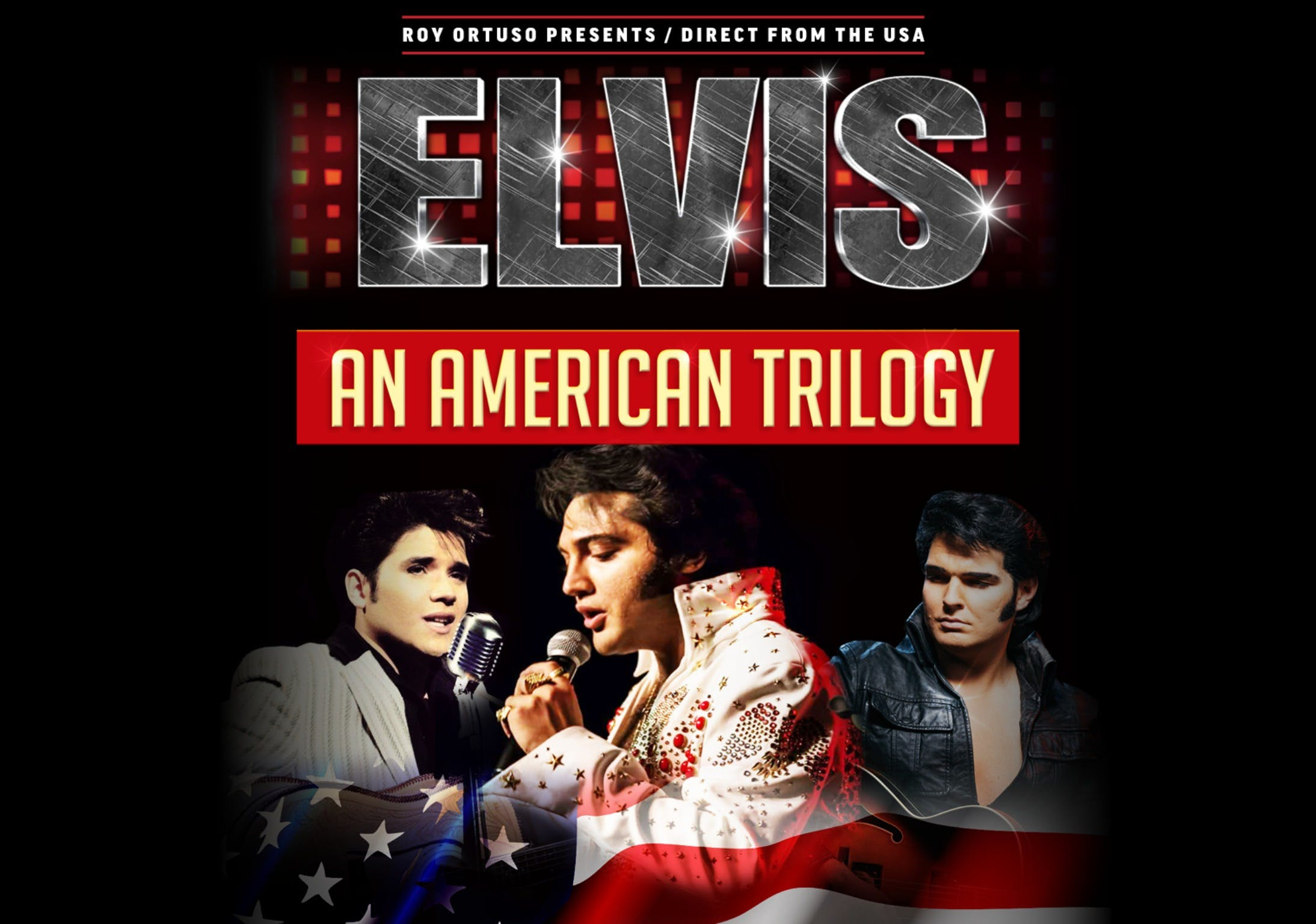 Elvis - An American Trilogy - Accommodation Australia