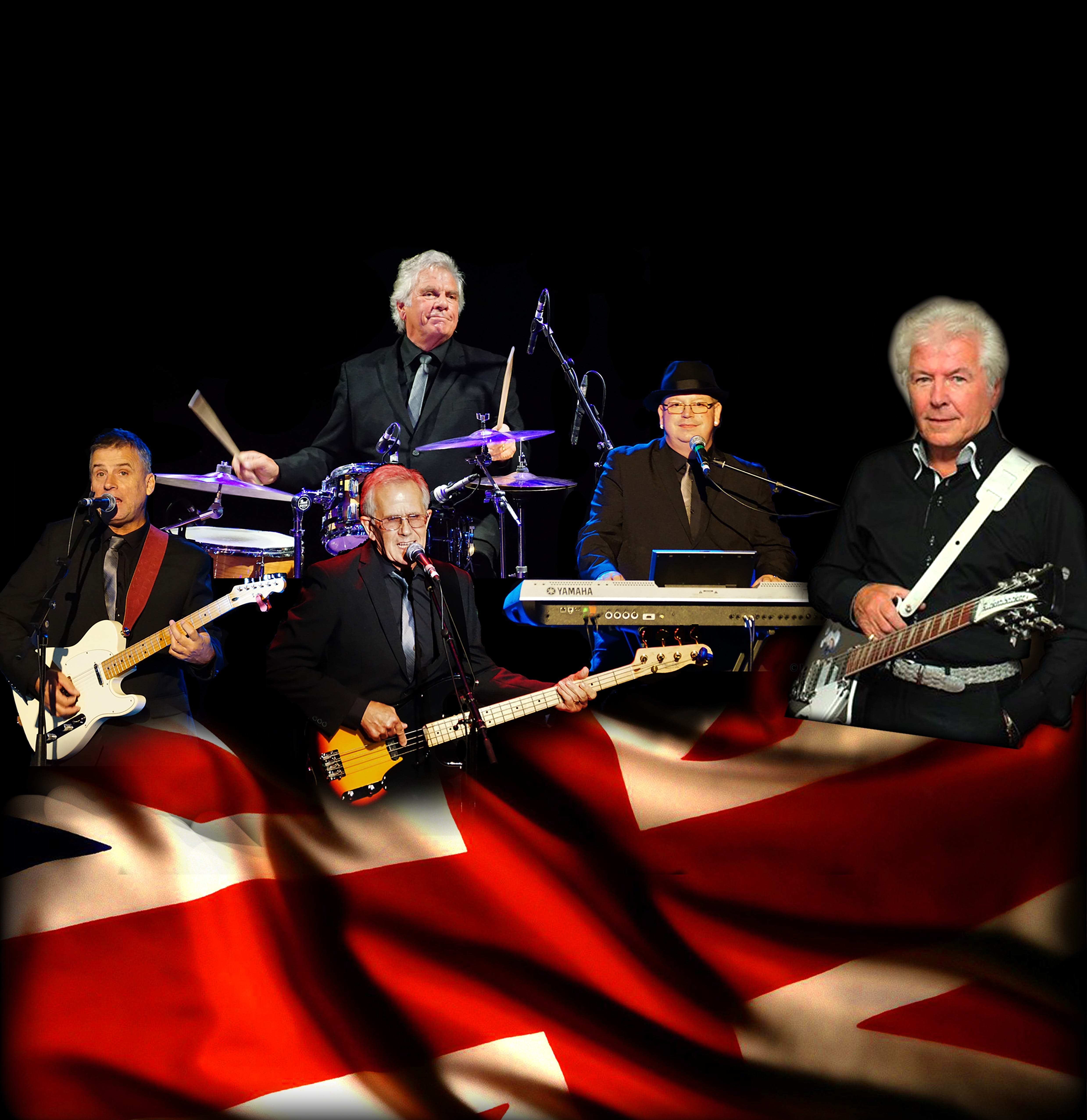 Herman's Hermits with Special Guest Mike Pender - The Six O'Clock Hop - Accommodation Australia