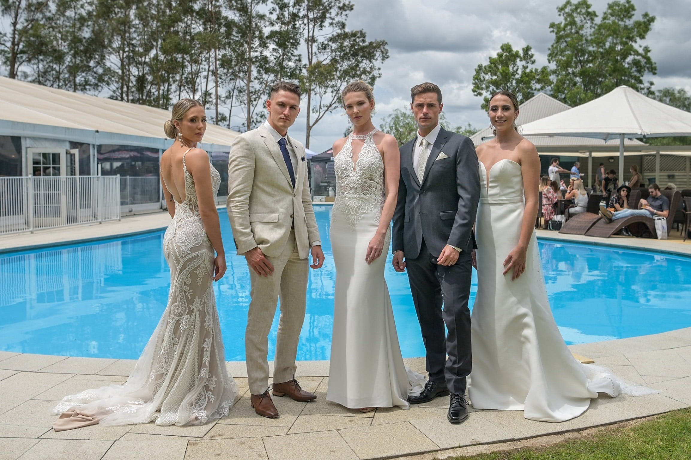 Hunter Events Wedding and Wine Festival - Accommodation Australia