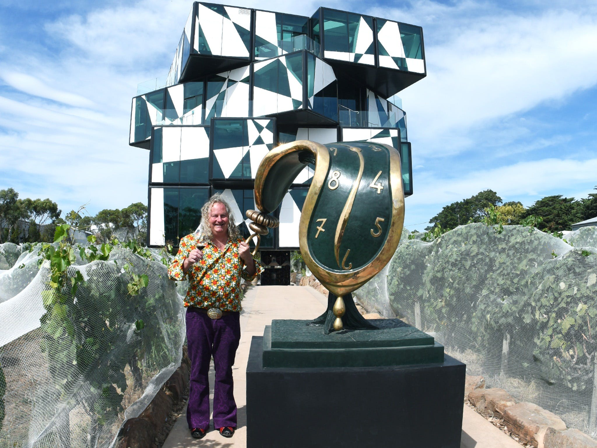 Salvador Dali Sculpture Exhibition - Accommodation Australia