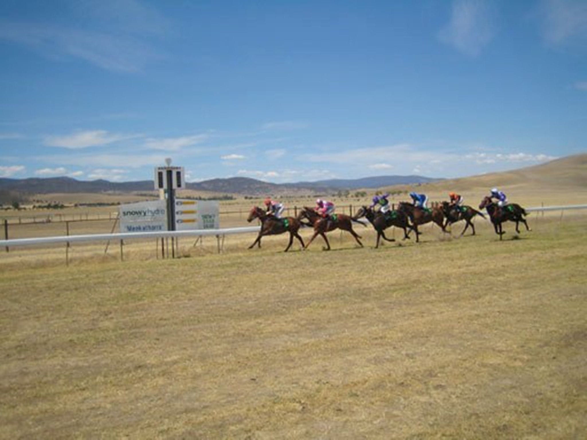 Adaminaby Cup Race Day - Accommodation Australia