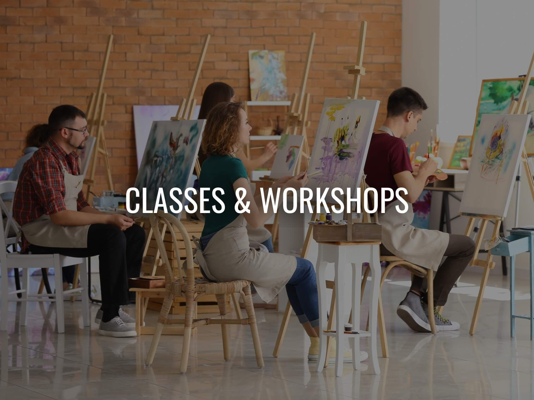 Palette Knife Painting Workshop - Accommodation Australia