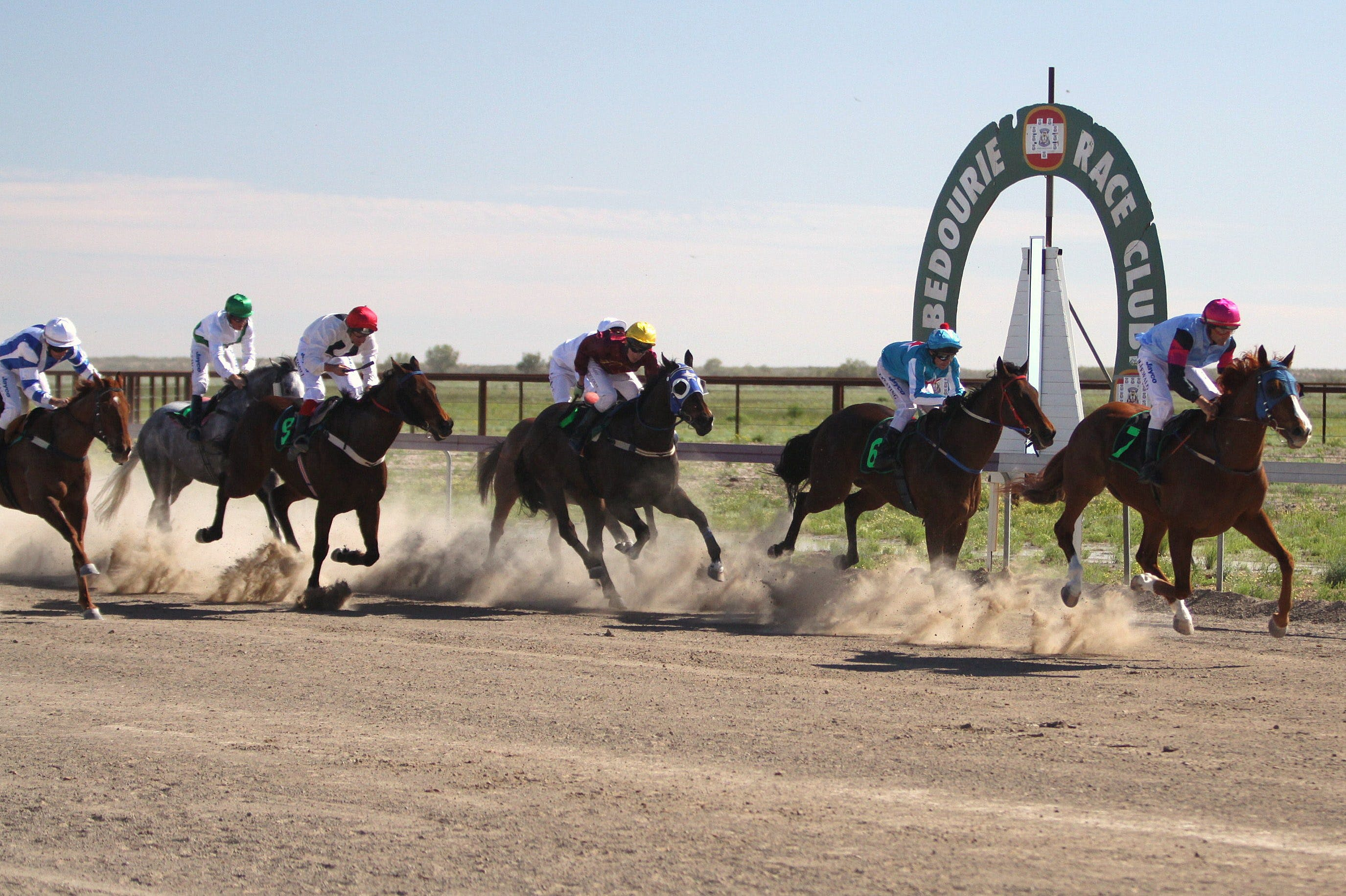 Bedourie Races and Rodeo - Accommodation Australia
