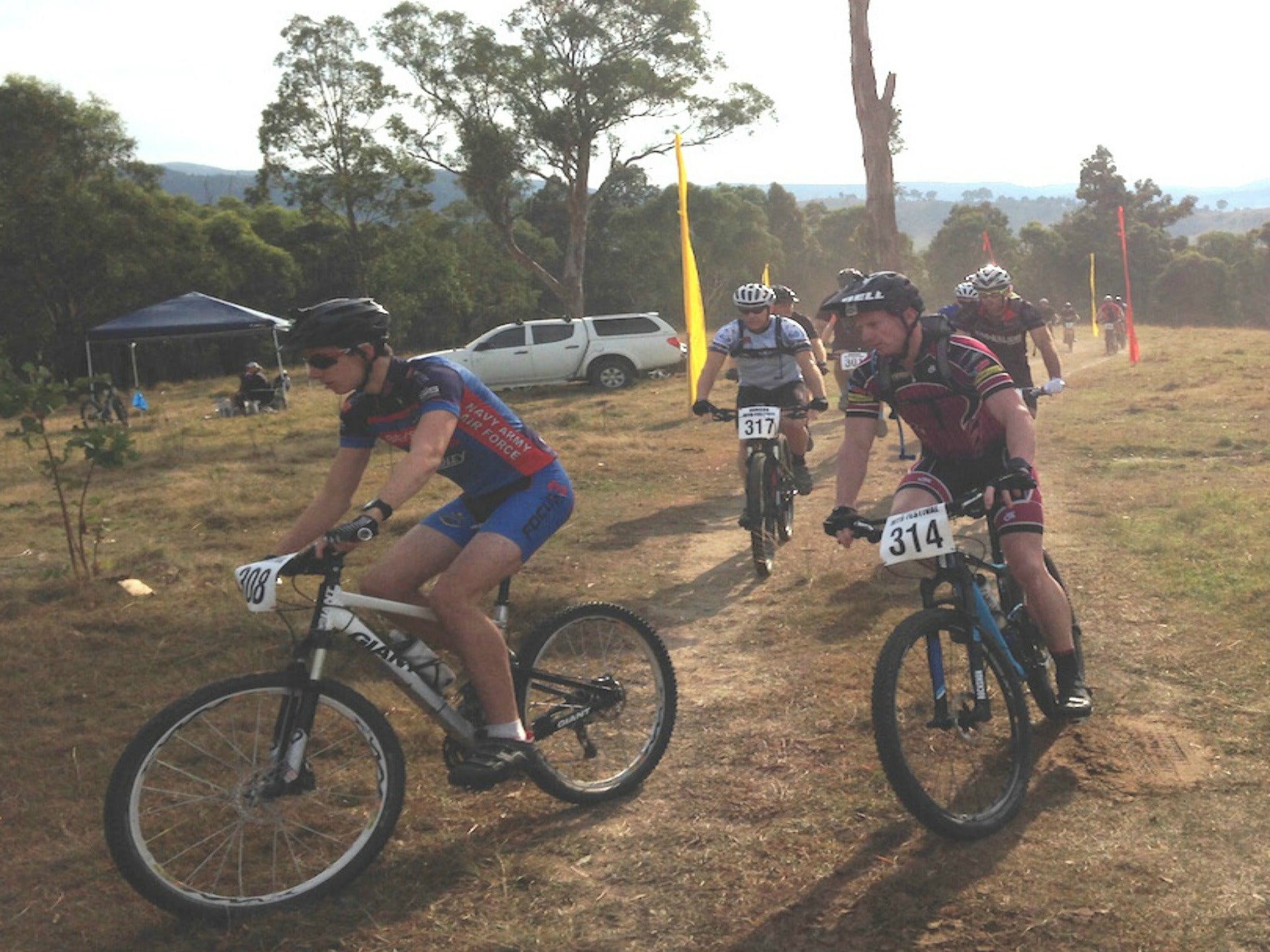 Dungog Mountain Bike Festival - Accommodation Australia