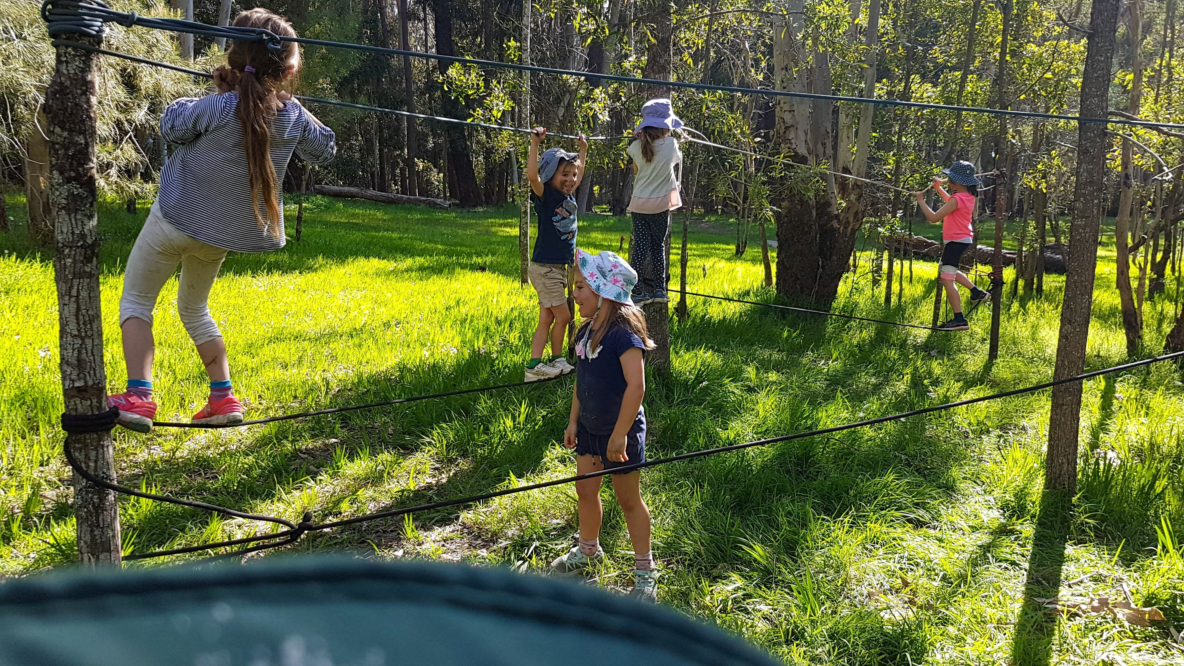 July 2020 Holidays- Forest Smores  Explore - Accommodation Australia