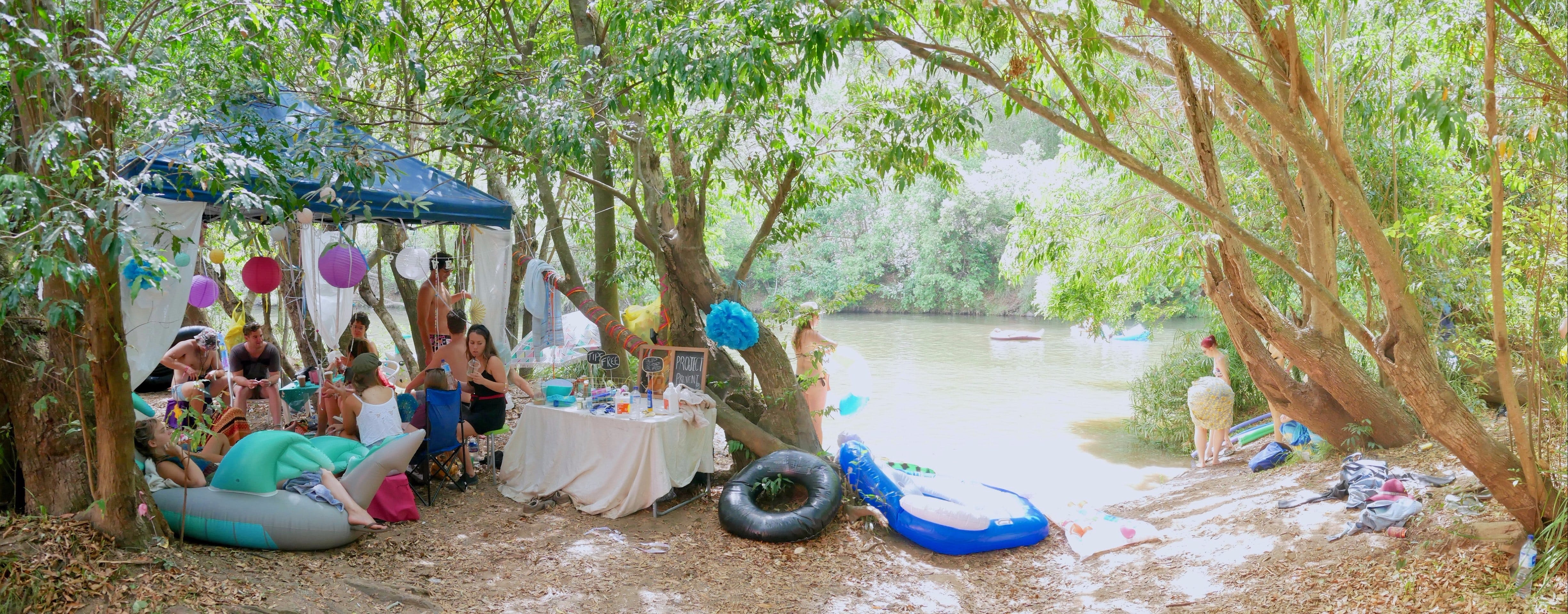 Jungle Love Festival - Accommodation Australia