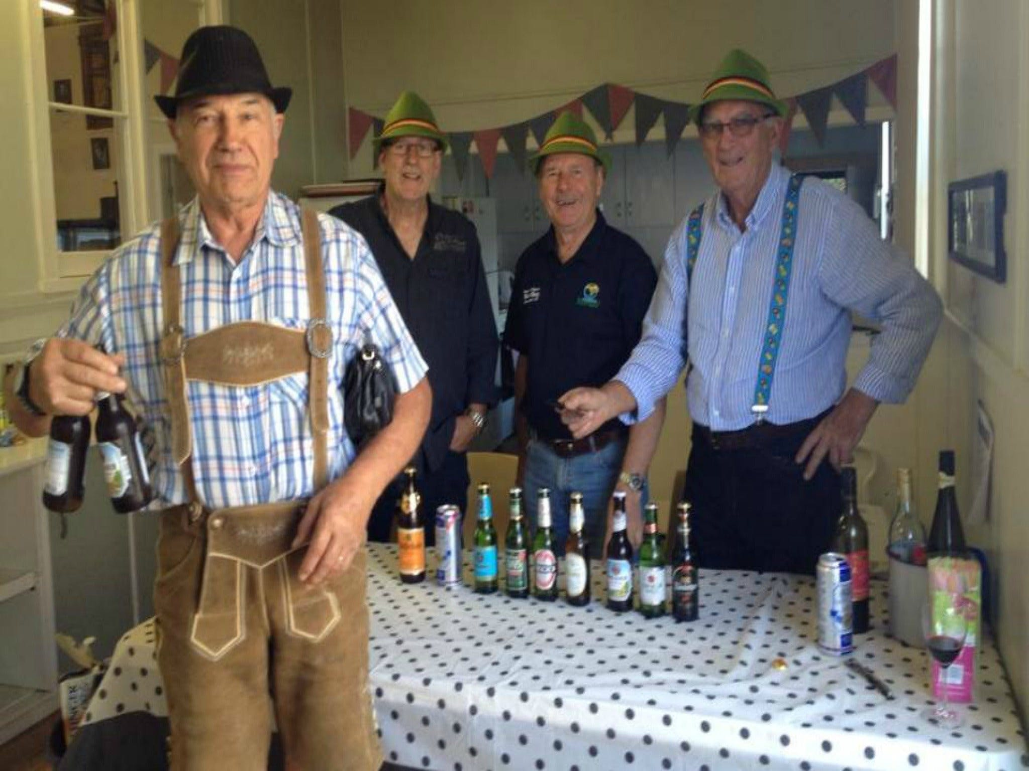 Oktoberfest Dungog - Accommodation Australia