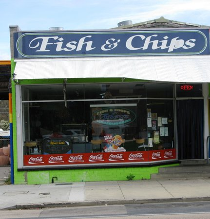 Isley's Fish  Chips - Accommodation Australia