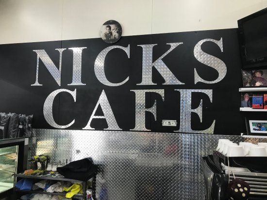 Nick's Cafe - Accommodation Australia