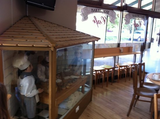 Bourkies Bakehouse - Accommodation Australia