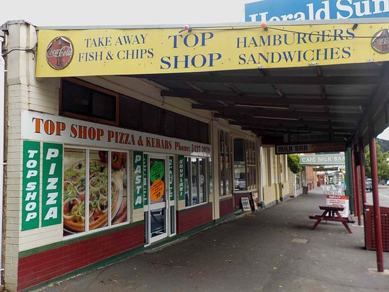 Top Shop Fish and Chips - Accommodation Australia