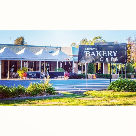 Milawa Bakery Cafe - Accommodation Australia