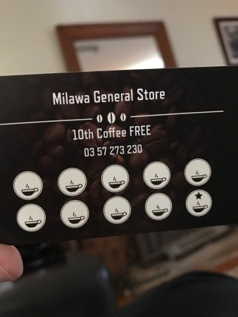 Milawa General Store and Coffee Shop - Accommodation Australia