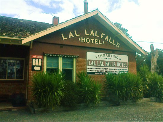 Lal Lal Falls Hotel - Accommodation Australia