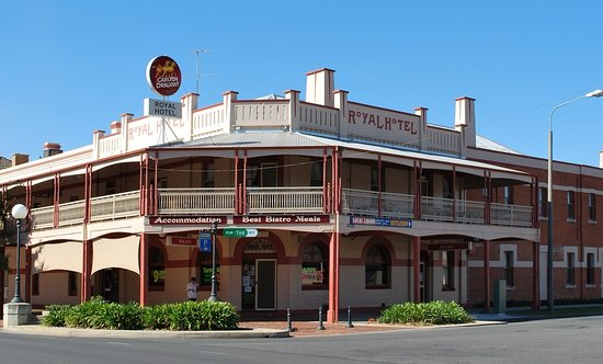 Royal Hotel Corowa Pub - Accommodation Australia