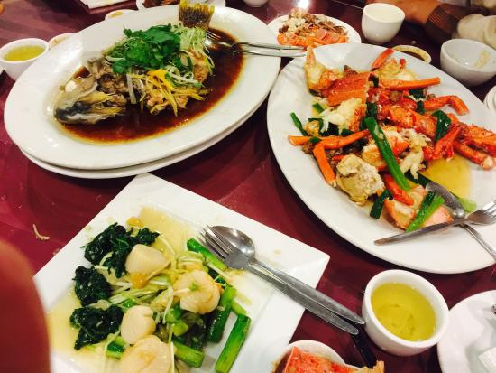Lee Central Park Chinese Restaurant - Accommodation Australia