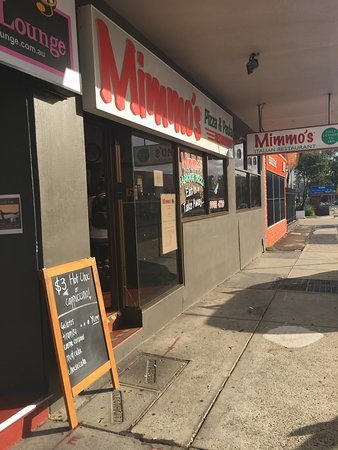 Mimmo's A-La-Carte  Pizza - Accommodation Australia
