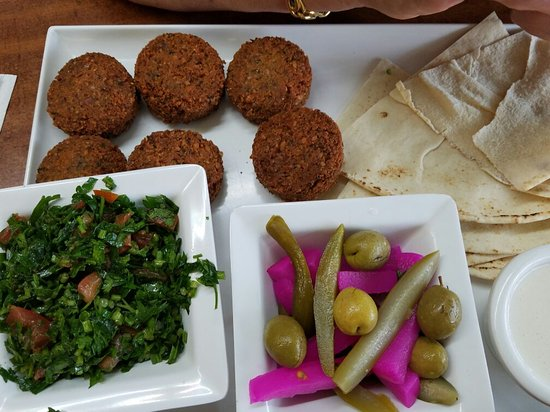 MINT Lebanese Cuisine - Accommodation Australia