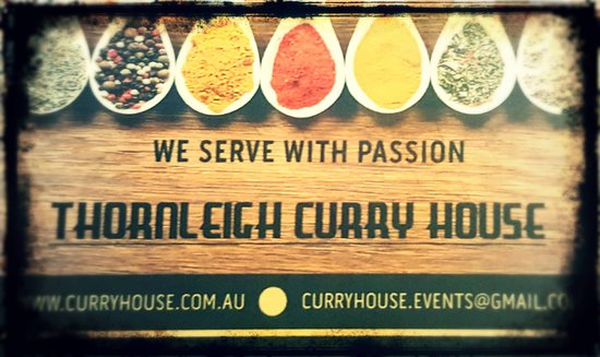 Thornleigh Curry House - Accommodation Australia