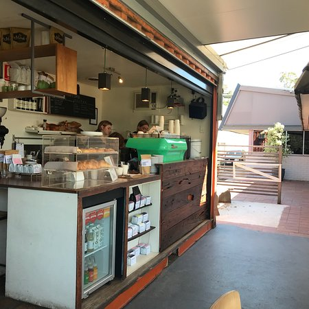 The Tiller Coffee - Accommodation Australia