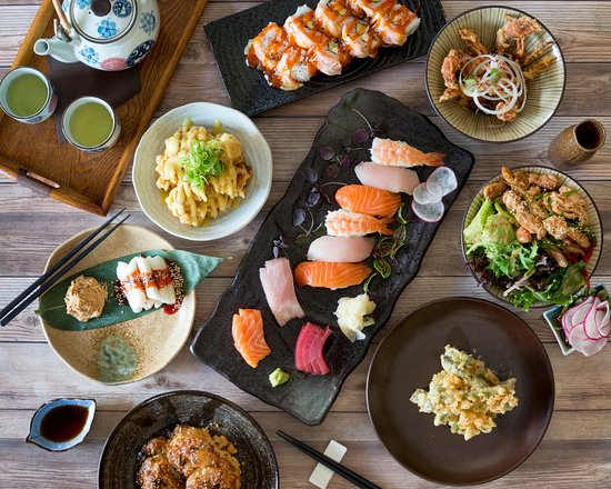 Haruki Japanese Fusion Restaurant - Accommodation Australia
