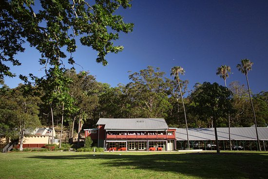 Audley Dance Hall Cafe  Events - Accommodation Australia