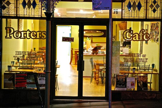 Porters Cafe - Accommodation Australia