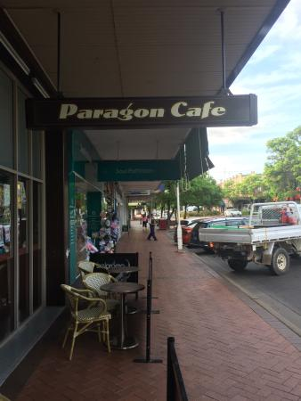 Paragon Cafe Parkes - Accommodation Australia