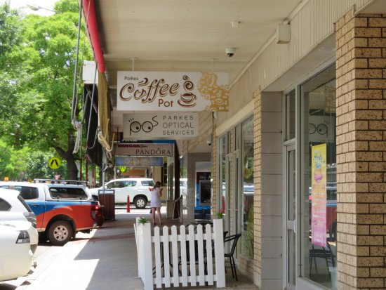 Parkes Coffee Pot - Accommodation Australia