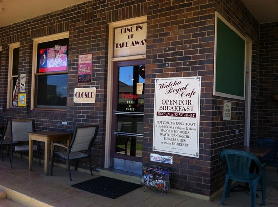 Walcha Royal Cafe - Accommodation Australia