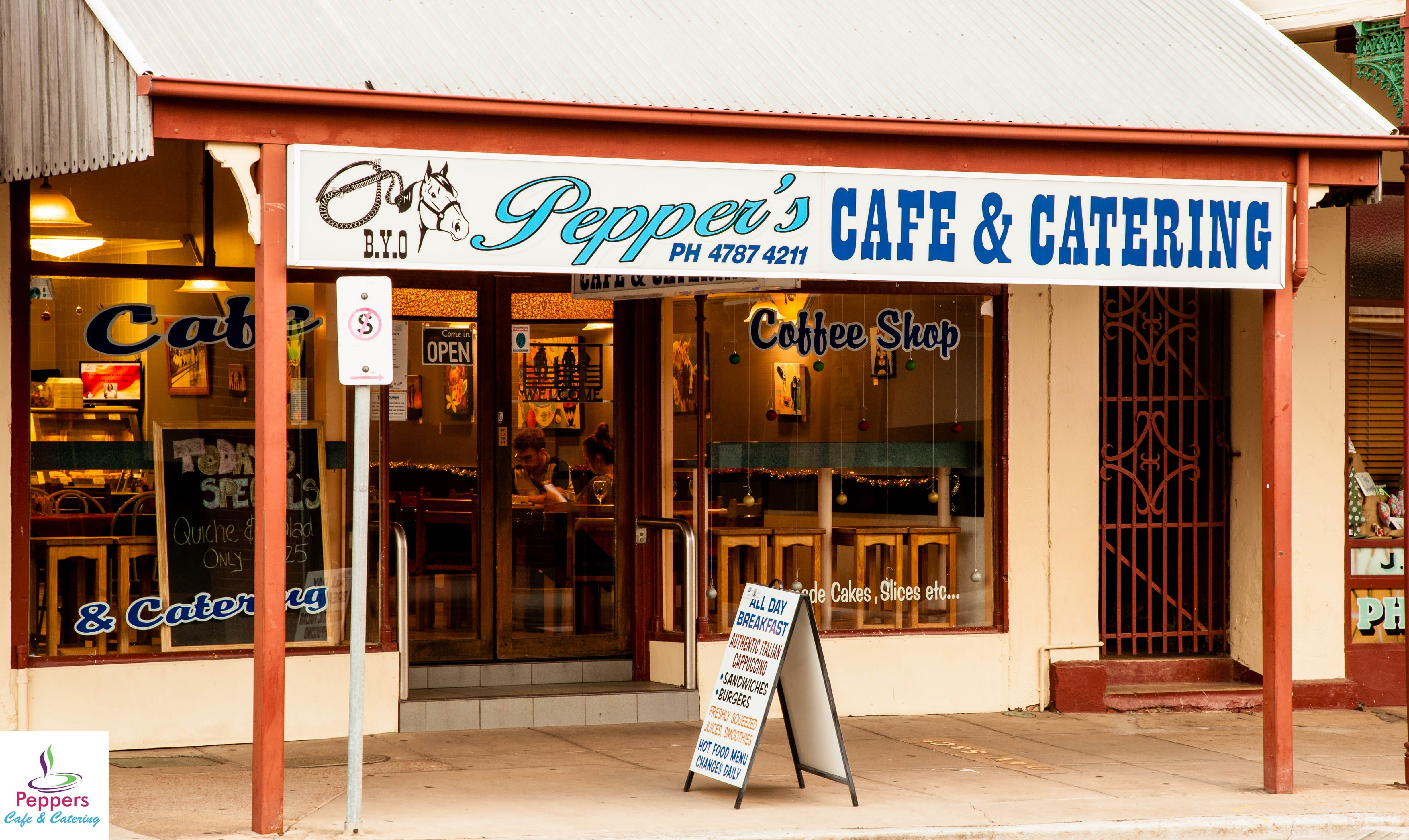 Peppers Cafe and Catering - Accommodation Australia