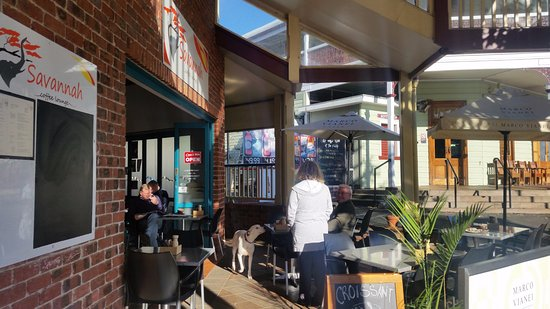 Savannah Coffee Lounge - Accommodation Australia