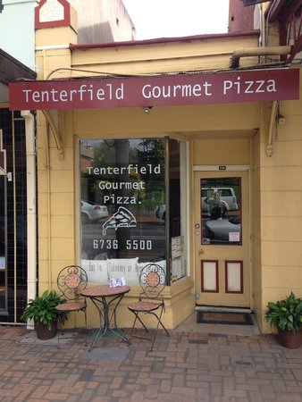 Tenterfield Gourmet Pizza - Accommodation Australia