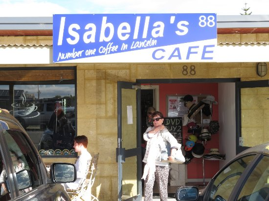 Isabella's Cottage Cafe - Accommodation Australia