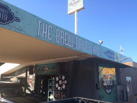 The Brew Drive Thru - Accommodation Australia
