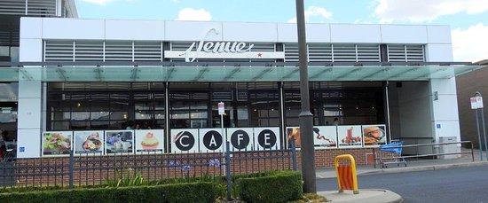 Venue Cafe Bar - Accommodation Australia