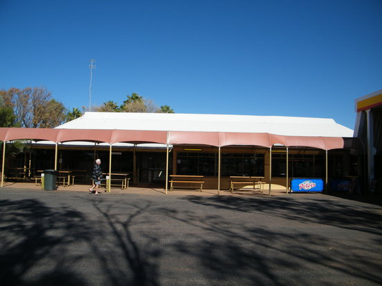 Erldunda Roadhouse - Accommodation Australia