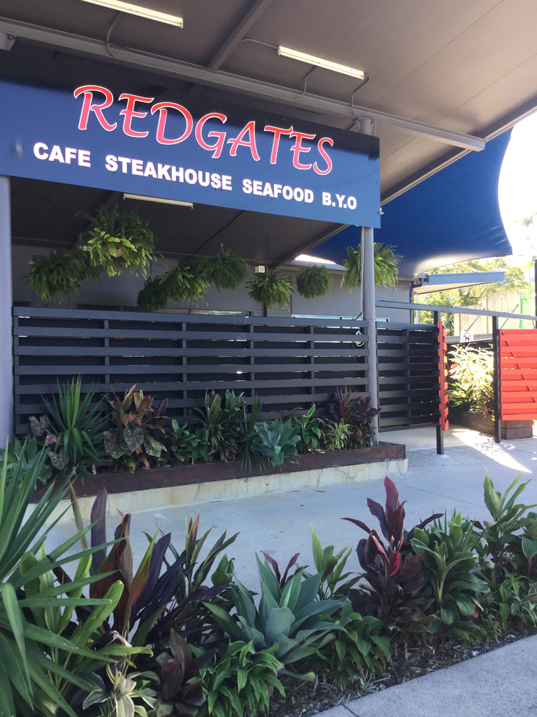 Redgates Caf Steakhouse Seafood - Accommodation Australia