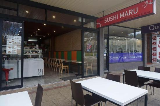 New Sushi Maru - Accommodation Australia