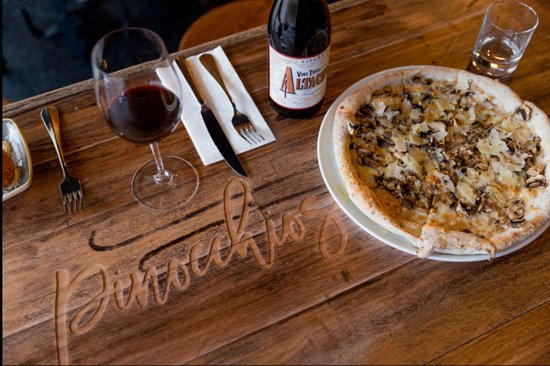 Pinocchios Wine  Pizza Bar - Accommodation Australia