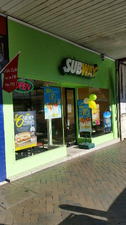 Subway - Accommodation Australia