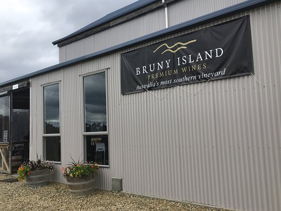Bruny Island Wines Grill - Accommodation Australia