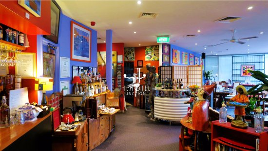 Junction Motel and Function Room - Accommodation Australia