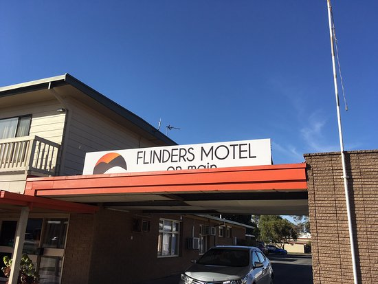 Flinders Motel On Main
