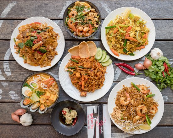 P'Nut Street Noodles Bulimba - Accommodation Australia