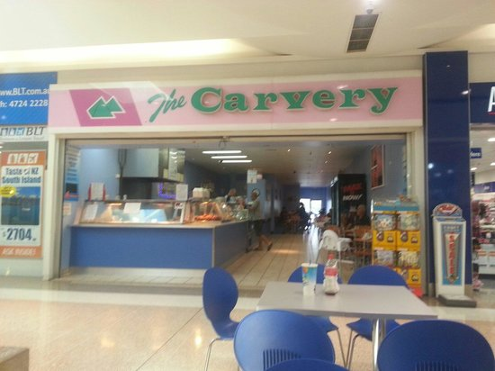 K Mart Plaza Carvery - Accommodation Australia