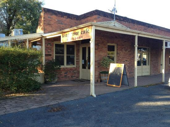King River Cafe - Accommodation Australia