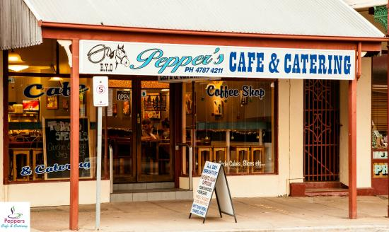 Peppers Cafe  Catering - Accommodation Australia